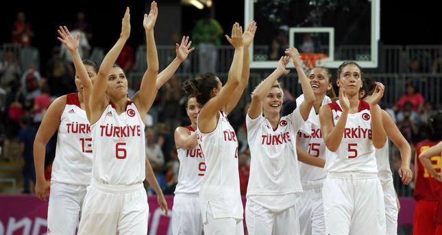 Basketball: Turkey's 'fairies' to take on Israel in FIBA qualifiers