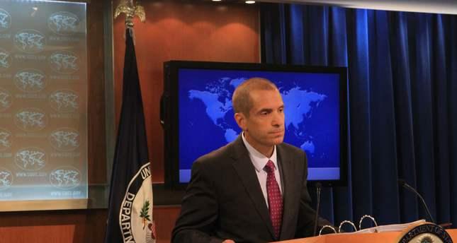 US State Department spokesman Mark Toner (AA Photo)
