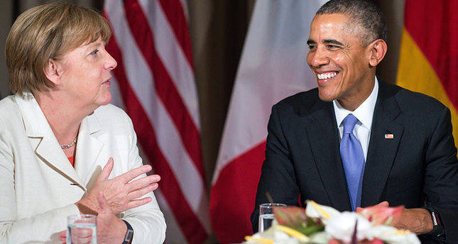 Obama and Merkel are both world leaders, but only one lived like royalty at G20 summit