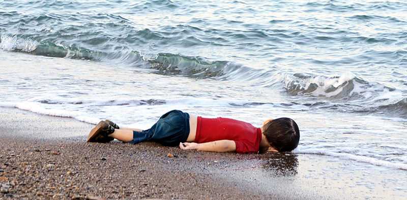 Aylan's image captured by Turkish photojournalist Nilüfer Demir was an important milestone to raise awareness on the ongoing refugee crisis.