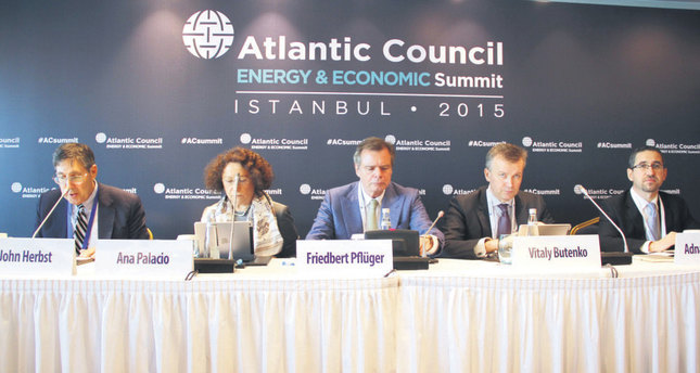 Lead players from energy sector meet at Atlantic Council summit