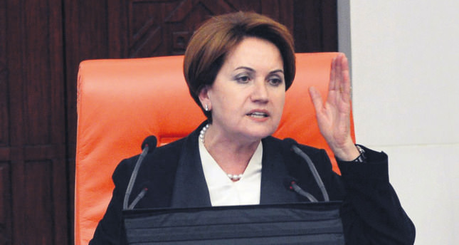 Akşener to reportedly run for MHP chair