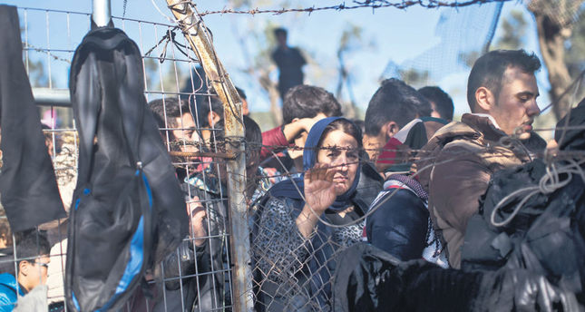 Europe sets more limits for refugees ahead of winter after Paris attacks