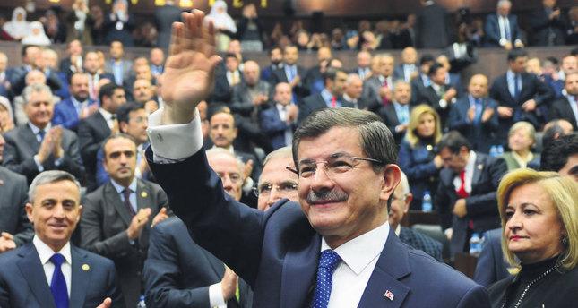 PM Ahmet Davutoğlu