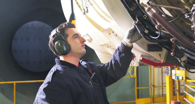 Turkish Technic holds talks with Iranians for an aircraft maintenance center
