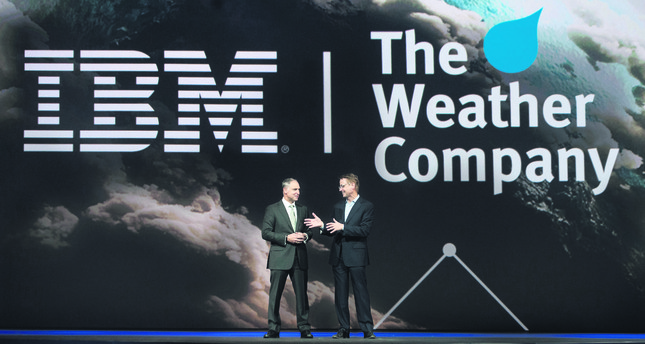 IBM getting ready to build world's most powerful weather service