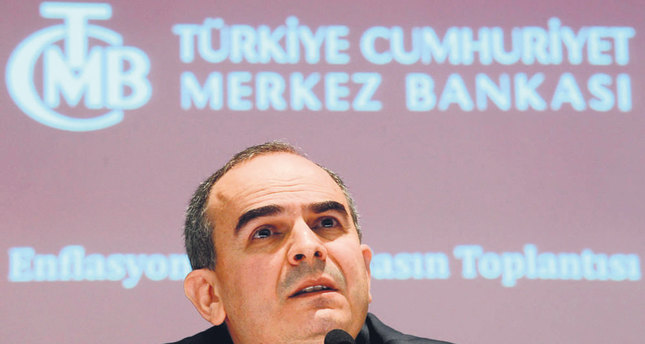 Turkish Central Bank lowers expectation for year-end exchange rate