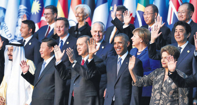 Heads of government and state attending last week's G20 Leaders Summit called for solidarity against terrorism.