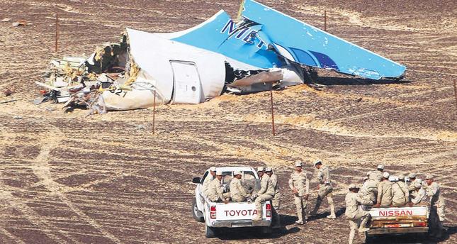 Politics, economics and security: Implications of Metrojet Flight 9268