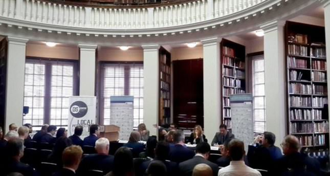 DS Centre and RUSI organized a joint panel to discuss Syrian crisis and DAESH