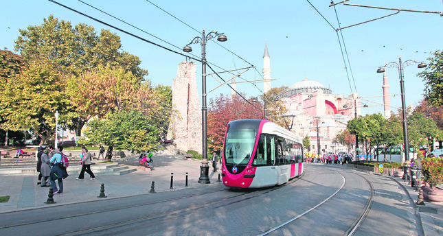 Tracing the past on Istanbul's historic roads