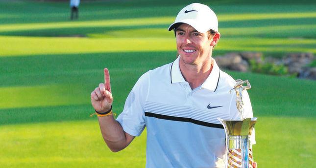 McIlroy wins DP World Tour, tops money list again