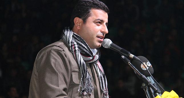 No trace of gunshot found on HDP co-chairman Demirtaş's car