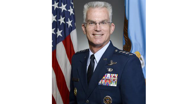 US air force Gen Selva visits Ankara to discuss terror, Syria