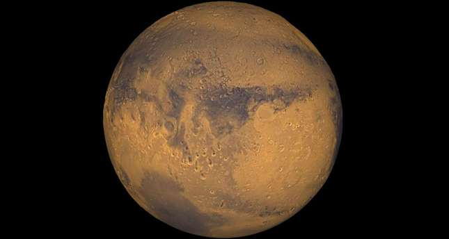 Mars will be one day surrounded by rings like Saturn: report