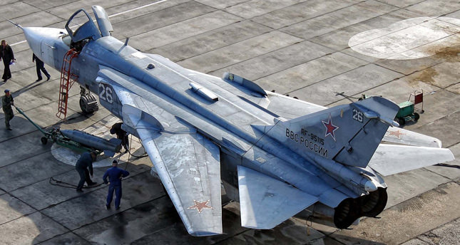 Once upon a time the Su-24 fighter jet downed by Turkey was one of Soviet's best