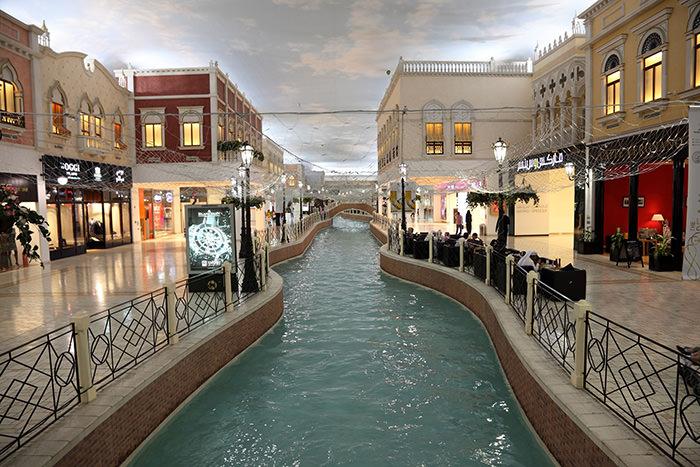 Villagio Mall Shopping Center, Doha