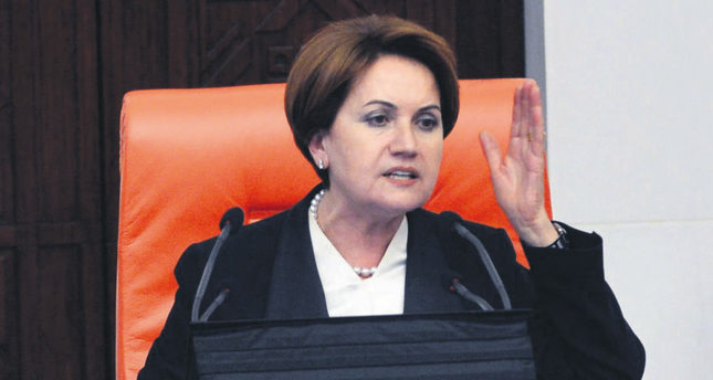 Akşener expected to announce run for MHP chair on Monday