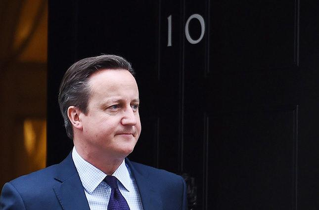 British Prime Minister David Cameron (EPA Photo)