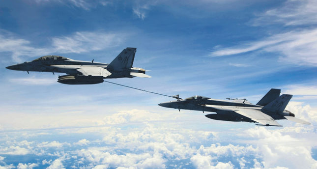 A $3 billion deal for 28 Boeing F/A-18E/F fighter jets for Kuwait, and a separate Qatari deal for F-15 fighters, have been delayed for some time.
