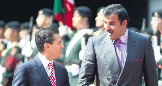 Mexico, Qatar sign aviation deal during Emir's visit