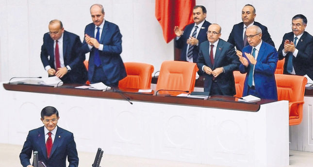 Turkey's new gov't program aims to immediately fulfill significant reforms