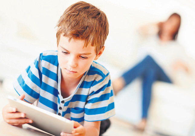 Technology addiction takes a toll on children, ruining relations with family members