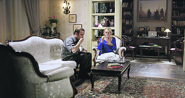 A scene from Çırak (The Apprentice).
