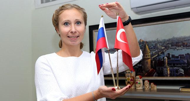 Irina Balcı (AA Photo)