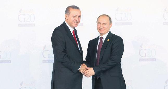 President Erdoğan eyes meeting with Putin to ease tensions
