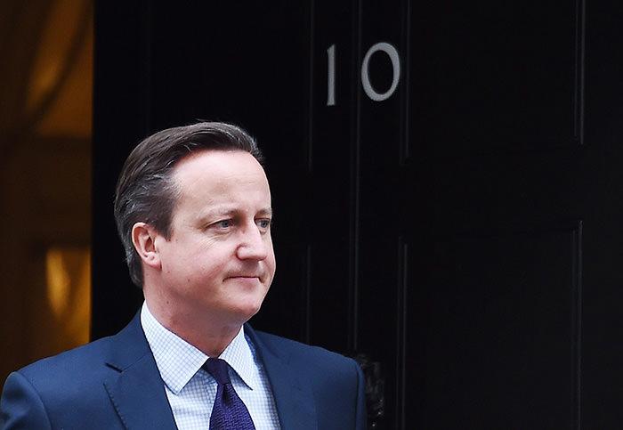 Britain's Prime Minister David Cameron (Reuters Photo)