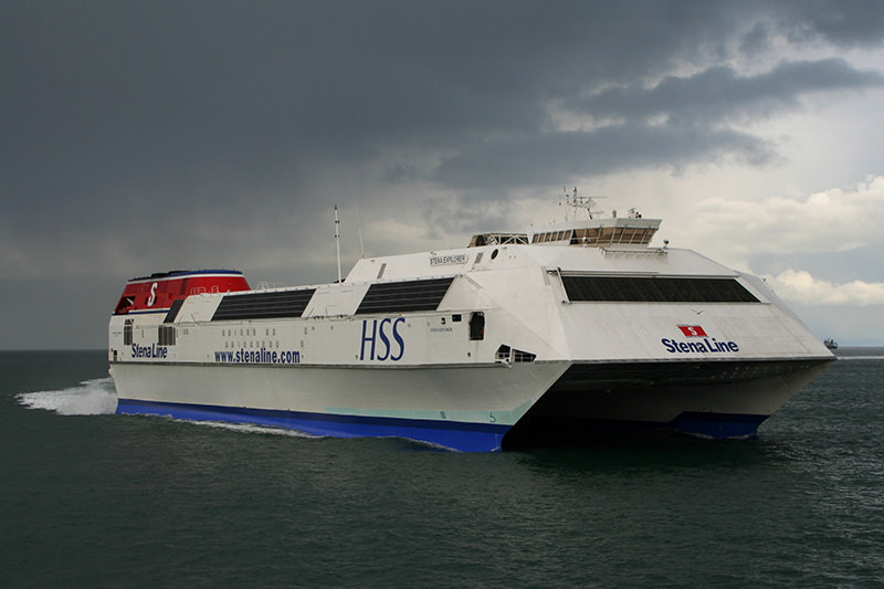 The HSS Stena Explorer willnow serve as an office for Turkish Karadeniz Holding. (Wikipedia Photo)