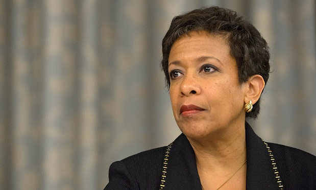 U.S. Attorney General Loretta Lynch announced the new legal action on Wednesday, Dec 3, 2014.. ()
