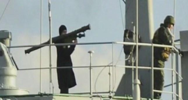 Russian ships flaunting missiles during Bosporus Strait passing is provocation: FM Çavuşoğlu