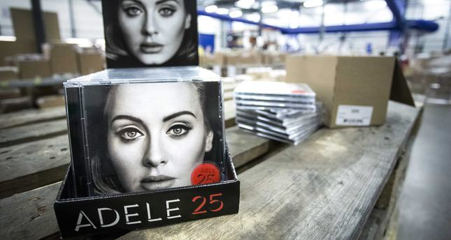 The new album, of British singer Adele, 25 is ready for distribution at Bertus Wholesale