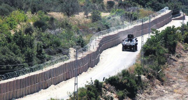 Border measures helped Turkish security forces capture 909 foreign fighters