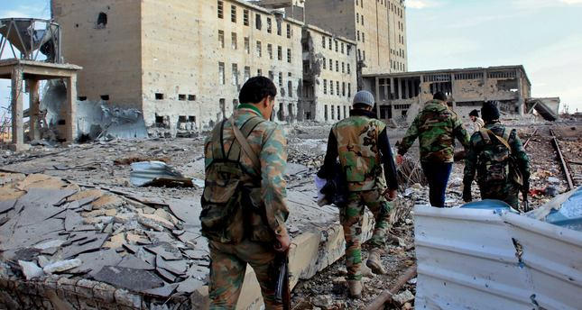 Senior Iranian commander killed in Syria's Aleppo
