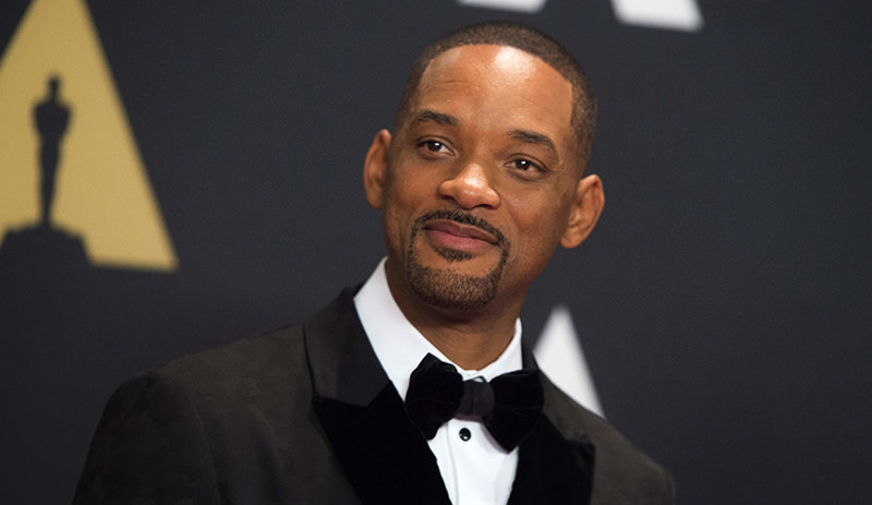 Actor Will Smith attends the 7th Annual Governors Awards honoring Spike Lee, Gena Rowlands and Debbie Reynolds, in Hollywood, California, on November 14, 2015 (AFP Photo)