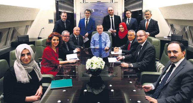 Israeli-Turkish rapprochement crucial for region, says Erdoğan