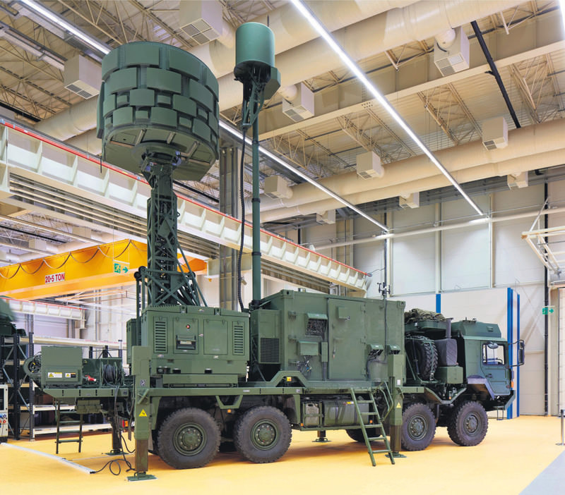 Turkey's leading defense systems producer ASELSAN exhibited its anti-tank missile system for the first time at the 12th International Defense Industry Fair (IDEF'15) in May.