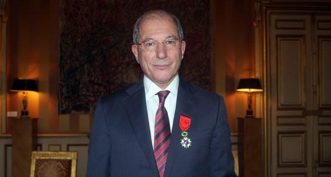Ahmet Üzümcü, the head of OPCW