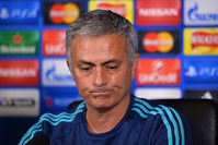 Jose Mourinho (AFP Photo)