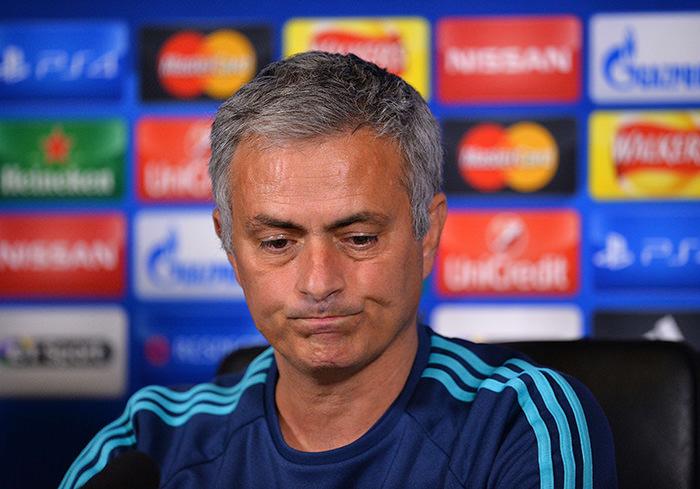 Jose Mourinho (AFP Photo)