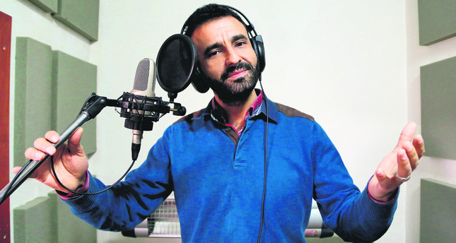 Musician Adil Şan thanked the Turkish people and Turkish authorities for opening their arms to Turkmens  since the first day of the civil war in Syria broke out.