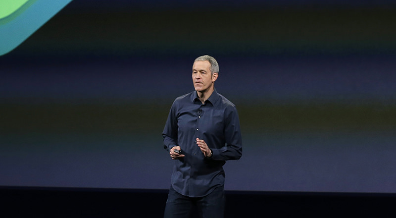 In this March 9, 2015 file photo, Apple Vice President of Operations, Jeff Williams, discusses ResearchKit during an Apple event in San Francisco (AP Photo)
