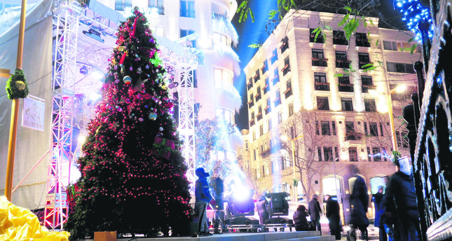 The History Behind Christmas And Turkey Daily Sabah