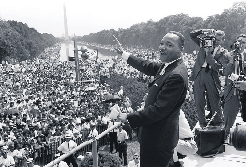 Martin Luther King, Jr. (1929-68)