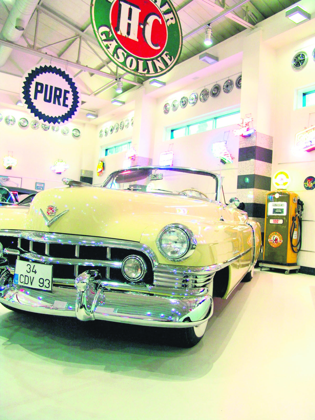 Take a trip down memory lane at Istanbul\'s classic car museums ...