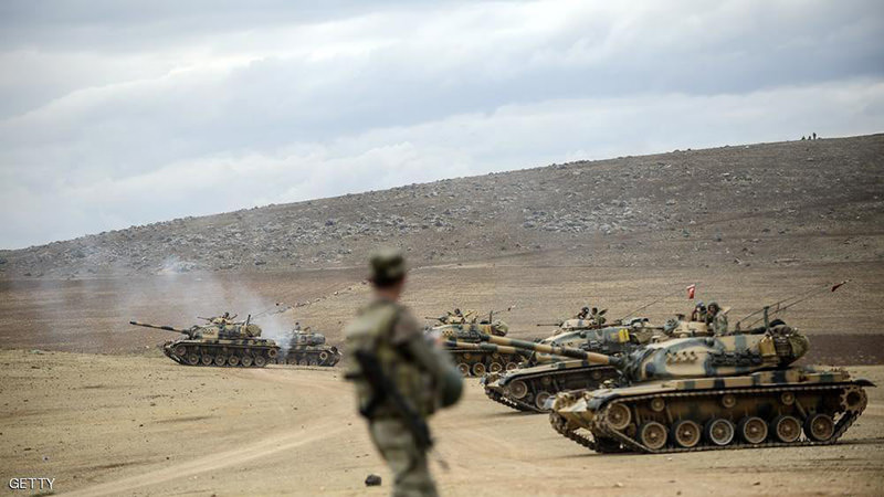 Representational Image  Turkish army tanks take position near the Syrian border on September 29, 2014 in Suruu00e7 (AFP photo)