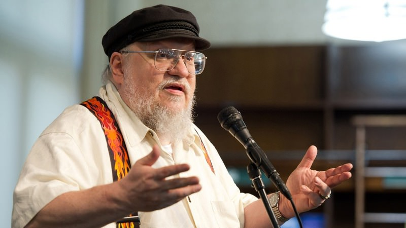 George R.R. Martin, Game of Thrones author misses deadline for new book. (AP Photo)